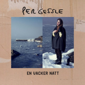 Per Gessle - En Vacker Natt - Signerad Svart vinyl in the group Campaigns / Signed at Bengans Skivbutik AB (2578933)