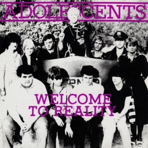 Adolescents - Welcome To Reality in the group Julspecial19 at Bengans Skivbutik AB (2592859)