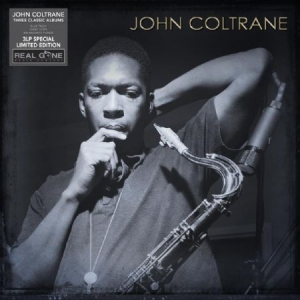 Coltrane John - 3 Classic Albums / Deluxe in the group VINYL / Upcoming releases / Rock at Bengans Skivbutik AB (2644206)