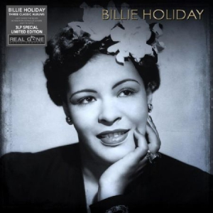 Holiday Billie - 3 Classic Albums / Deluxe in the group VINYL / Jazz/Blues at Bengans Skivbutik AB (2644625)
