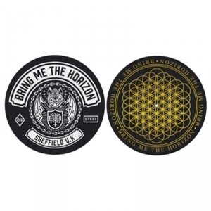 Bring Me The Horizon - Sheffield U.K - Slipmat in the group Minishops / Bring Me The Horizon at Bengans Skivbutik AB (2645225)