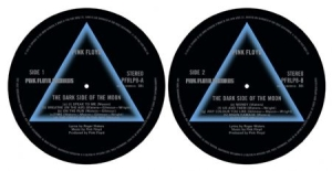 Pink Floyd - Dark Side Of The Moon - Slipmat in the group BF2019 at Bengans Skivbutik AB (2645229)