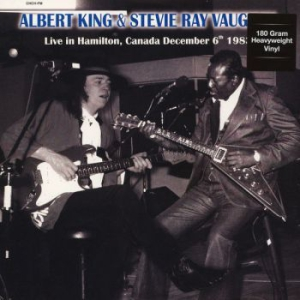 King Albert/Vaughan Stevie Ray - Chch Studios Hamilton Canada 1983 in the group Campaigns / Vinyl Sale / BLUES at Bengans Skivbutik AB (2661427)