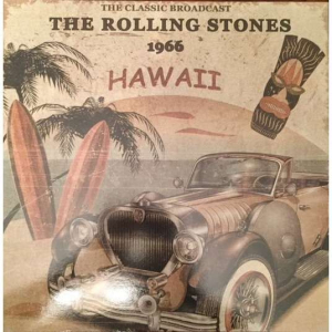 Rolling Stones - Hawaii - The Classic Broadcast 1966 in the group Campaigns / Import/Rare at Bengans Skivbutik AB (2661431)