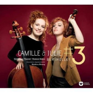 Camille & Julie Berthollet - #3 in the group CD / Upcoming releases / Pop at Bengans Skivbutik AB (2682696)