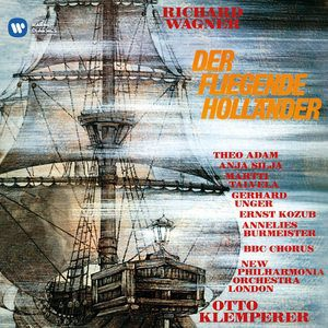Otto Klemperer - Wagner: Der Fliegende Hollände in the group CD / Upcoming releases / Pop at Bengans Skivbutik AB (2682702)