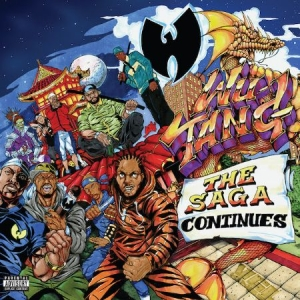 Wu-tang Clan - Saga Continues in the group Julspecial19 at Bengans Skivbutik AB (2714561)