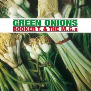 Booker T. & The M.G.S - Green Onions in the group VINYL / Vinyl Soul at Bengans Skivbutik AB (2725306)