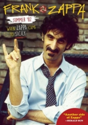 Frank Zappa - Summer 82: When Zappa Came To Sicil in the group MUSIK / Musik Blu-Ray / Kommande / Rock at Bengans Skivbutik AB (2788476)