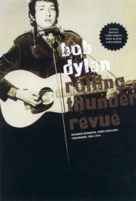 Dylan Bob - Rolling Thunder Revue in the group OTHER / Music-DVD & Bluray at Bengans Skivbutik AB (2799011)