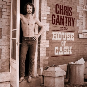 Gantry Chris - At The House Of Cash in the group CD / Pop at Bengans Skivbutik AB (2835480)