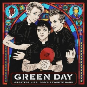 Green Day - Greatest Hits: God's Favorite in the group CD / Upcoming releases / Pop at Bengans Skivbutik AB (2838176)