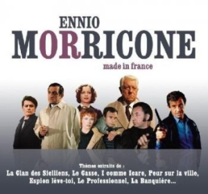 MORRICONE ENNIO - Made In France (2Cd) in the group CD / Film/Musikal at Bengans Skivbutik AB (2870060)