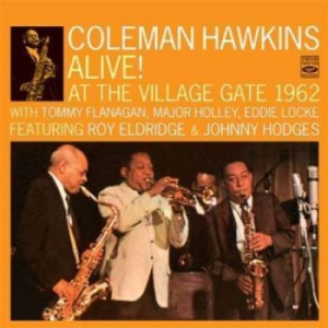 Hawkins Coleman - Alive! At The Village Gate 1962, Fe in the group CD / Jazz/Blues at Bengans Skivbutik AB (2881599)