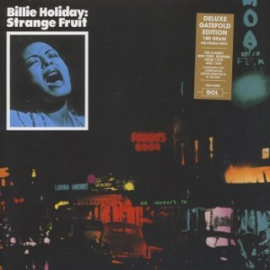Holiday Billie - Strange Fruit in the group Campaigns / Vinyl Campaigns / Jazzcampaign Vinyl at Bengans Skivbutik AB (2925203)