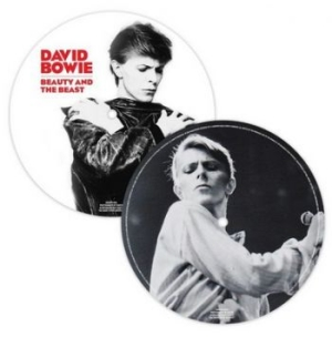 David Bowie - Beauty And The Beast(Ltd.Pictu in the group Minishops / David Bowie at Bengans Skivbutik AB (2993081)