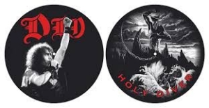 Dio - Holy Diver SLIPMATS in the group OTHER / Merch Slipmats at Bengans Skivbutik AB (2996102)