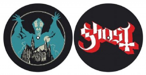 Ghost - Opus Eponymous / Logo SLIPMATS in the group OTHER / Merchandise at Bengans Skivbutik AB (2996111)