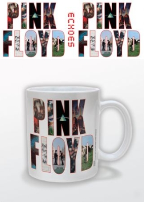 Pink Floyd - Pink Floyd Mug (Echoes) in the group OTHER / Merch Mugs at Bengans Skivbutik AB (2996596)