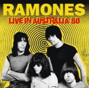 Ramones - Live In Australia in the group CD / Rock at Bengans Skivbutik AB (3037580)