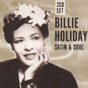 Holiday Billie - Satin & Soul in the group CD / Jazz/Blues at Bengans Skivbutik AB (3042152)