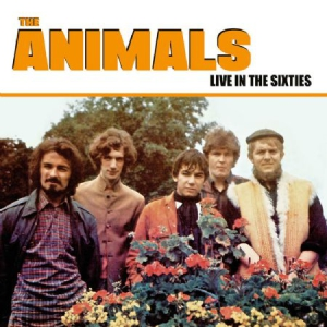 Animals - Live In The Sixties in the group CD / Rock at Bengans Skivbutik AB (3044173)
