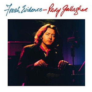 Gallagher Rory - Fresh Evidence in the group CD / Upcoming releases / Pop at Bengans Skivbutik AB (3082924)
