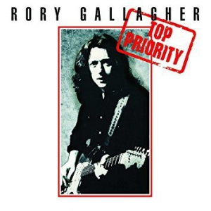 Gallagher Rory - Top Priority in the group CD / Upcoming releases / Pop at Bengans Skivbutik AB (3082933)
