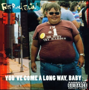 Fatboy Slim - You've Come A Long Way Baby in the group CD / Dans/Techno at Bengans Skivbutik AB (3083302)