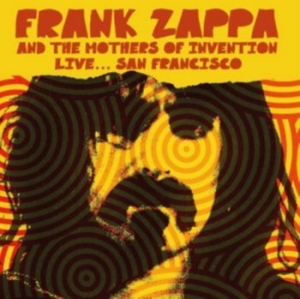 Frank Zappa - Live... San Francisco in the group OTHER / Music-DVD & Bluray at Bengans Skivbutik AB (3099421)