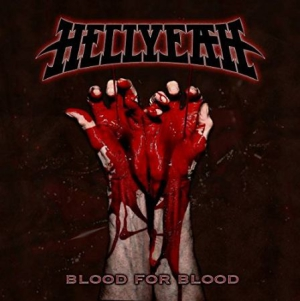 Hellyeah - Blood For Blood in the group CD / Rock at Bengans Skivbutik AB (3110167)