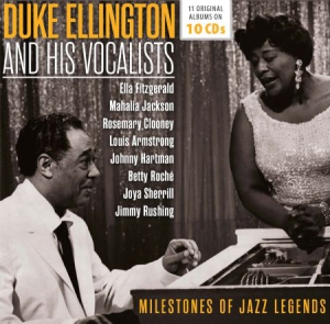 Ellington Duke - Milestones Of Jazz Legends in the group CD / CD Jazz at Bengans Skivbutik AB (3113878)