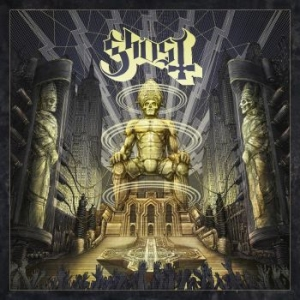 Ghost - Ceremony And Devotion - Live (2Cd) in the group CD / Upcoming releases / Hardrock/ Heavy metal at Bengans Skivbutik AB (3115187)