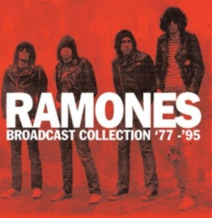 Ramones - Broadcast Collection '77-'95 in the group Julspecial19 at Bengans Skivbutik AB (3122540)