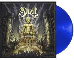Ghost - Ceremony And Devotion Blue Vinyl,  Exclusive in the group Campaigns / Vinyl Sale / Popular Vinyl Sale at Bengans Skivbutik AB (3125406)