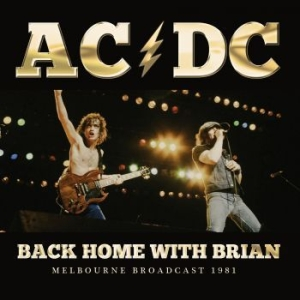 AC/DC - Back Home With Brian (Live Broadcas in the group Campaigns / BlackFriday2020 at Bengans Skivbutik AB (3126510)