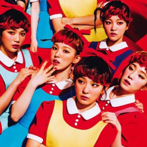 Red velvet - 1st Album / THE RED in the group OTHER /  at Bengans Skivbutik AB (3137619)