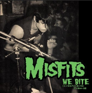 Misfits - We Bite: Live At Irving Plaza Ny 82 in the group BF2019 at Bengans Skivbutik AB (3178593)