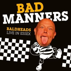 Bad Manners - Baldheads Live In Essex (Cd+Dvd) in the group CD / Upcoming releases / Pop at Bengans Skivbutik AB (3179935)