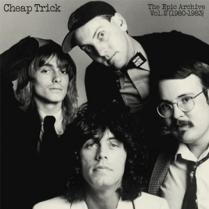Cheap Trick - Epic Archive Vol.2 (80-83) in the group CD / Pop at Bengans Skivbutik AB (3208052)