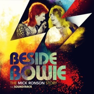 Diverse - Beside Bowie - Mick Ronson Story in the group CD / New releases / Soundtrack/Musical at Bengans Skivbutik AB (3213890)