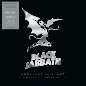 Black Sabbath - Black Sabbath - Supersonic Years: T in the group OTHER / Musicboxes at Bengans Skivbutik AB (3215674)