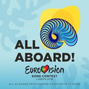 Blandade Artister - Eurovision Song Contest 2018 Lisbon in the group Julspecial19 at Bengans Skivbutik AB (3216060)