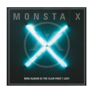 Monsta X - Clan 2.5 Part 1. Lost [Lost Version] in the group Minishops / K-Pop Minishops / Monsta X  at Bengans Skivbutik AB (3218782)