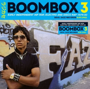 Blandade Artister - Boombox 3:Early Indie Hiphop, Elect in the group Julspecial19 at Bengans Skivbutik AB (3221826)