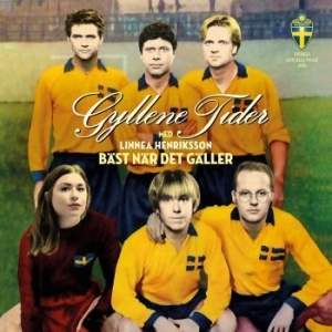 Gyllene Tider - Bäst När Det Gäller in the group VINYL / Popular Swedish Artists On Vinyl at Bengans Skivbutik AB (3226627)