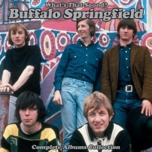 Buffalo Springfield - What's That Sound? Complete Al in the group OTHER / Musicboxes at Bengans Skivbutik AB (3227537)