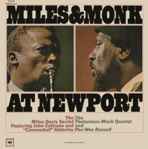 Miles Davis - Miles & Monk At.. -Mono- in the group Campaigns / The Mall / MusicOnVinyl / Jazz at Bengans Skivbutik AB (3231753)