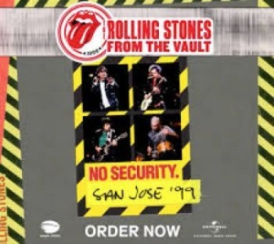 Rolling Stones - From The Vault: No Security (3Lp) in the group Minishops / Rolling Stones at Bengans Skivbutik AB (3233600)