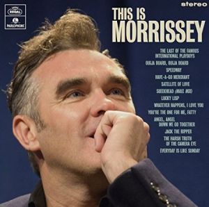 Morrissey - This Is Morrissey in the group CD / Pop at Bengans Skivbutik AB (3264354)